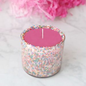 Easy-to-Do DIY Surprise Candles